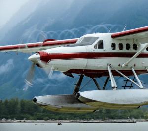 History beyond the wings: N339AK - Wings Airways & Taku Lodge